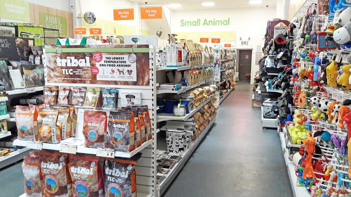 Pets Corner Peterborough interior