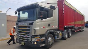 Transporte de Carga - TARAPOTO LIMA-MBC Global Peru. 0