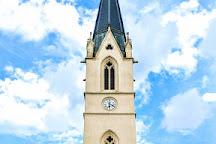 Kostel Svateho Antonina Velikeho, Liberec, Czech Republic