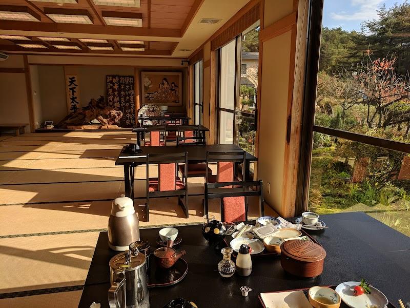 新発田旅館・ホテル【白鳥の宿ますがた荘】