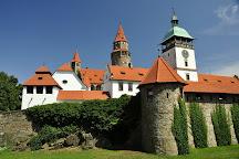 Bouzov Castle, Bouzov, Czech Republic