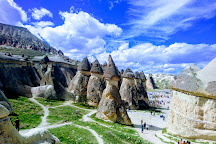 Zelve Open Air Museum, Nevsehir, Turkey