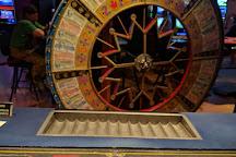 Diamond Tooth Gerties Gambling Hall, Dawson City, Canada