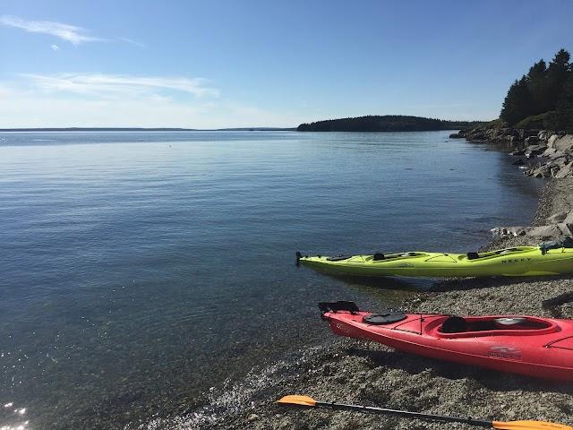 National Park Sea Kayak Tours