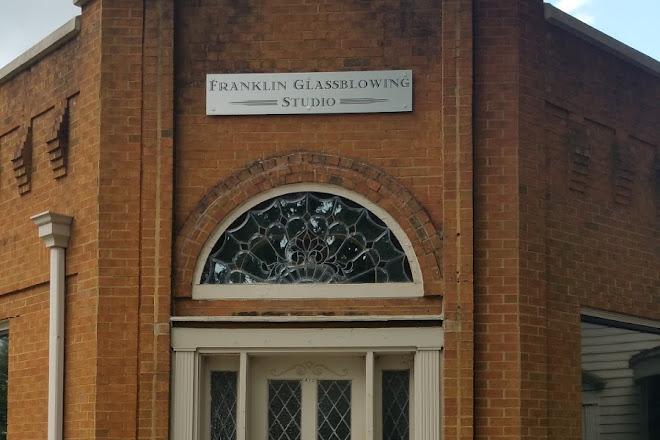 Franklin Glassblowing Studio, Franklin, United States