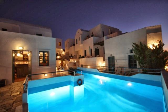 Oia's Sunset Hotel