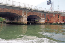 Ponte della Liberta, Venice, Italy