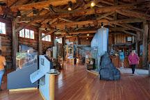 Sunrise Visitor Center, Mount Rainier National Park, United States