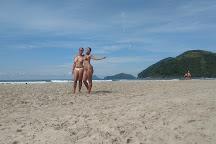 Praia da Baleia, Sao Sebastiao, Brazil