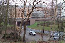 Herge Museum, Louvain-la-Neuve, Belgium
