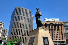 Gandhi Square, Johannesburg, South Africa
