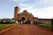 Butare catholic Cathedral, Butare, Rwanda