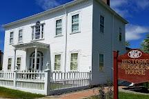 Ruggles House, Columbia Falls, United States