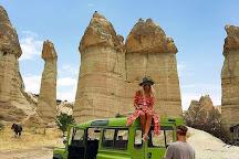 Pupa Travel, Urgup, Turkey