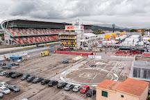 Circuit de Barcelona-Catalunya, Montmelo, Spain