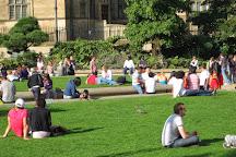The Peace Gardens, Sheffield, United Kingdom