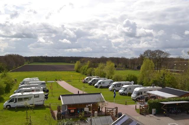 Camperplaats Stoutenburcht Blesdijke