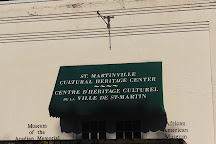 The African American Museum, Saint Martinville, United States