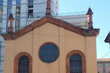Chiesa Ortodossa dei Santi Sergio, Serafino e Vincenzo, Milan, Italy