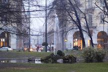Monumento a Edmondo De Amicis, Turin, Italy