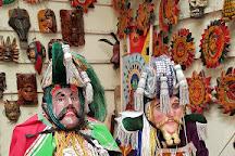 Museo de Mascaras Ceremoniales, Chichicastenango, Guatemala