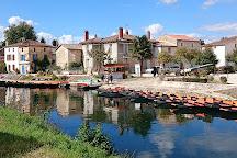 Embarcadere Prada, Coulon, France