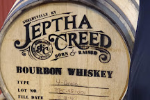 Jeptha Creed, Shelbyville, United States