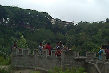 Great Wall of Koto Gadang, Bukittinggi, Indonesia