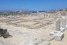 Cleopatra's House, Delos, Greece