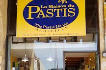 La Maison du Pastis, Marseille, France