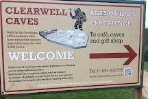 Clearwell Caves, Coleford, United Kingdom