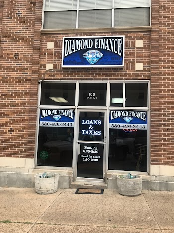 Diamond Finance Ada Payday Loans Picture