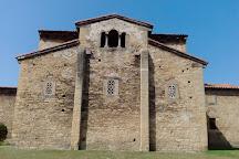 Iglesia de San Julian de los Prados, Oviedo, Spain
