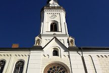 The Virgin Mary's Assumption Church, Celje, Slovenia