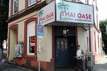 Thai oase, Hamburg, Germany