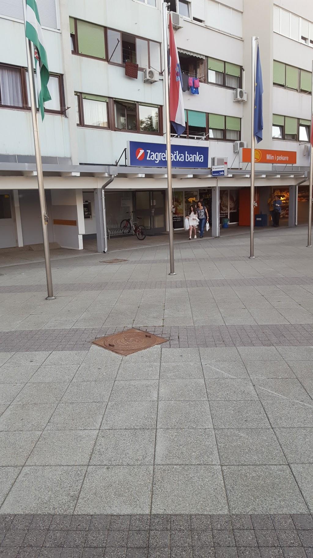 Zagrebacka Banka D D Velika Gorica Trg S Radica 3 Galzenica