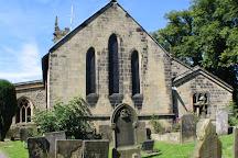 Eyam Parish Church of St Lawrence, Eyam, United Kingdom