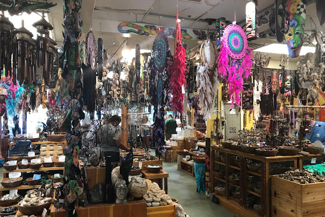 Visit Black Market Minerals on your trip to Hilton Head