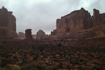 Tower of Babel, Arches National Park, United States