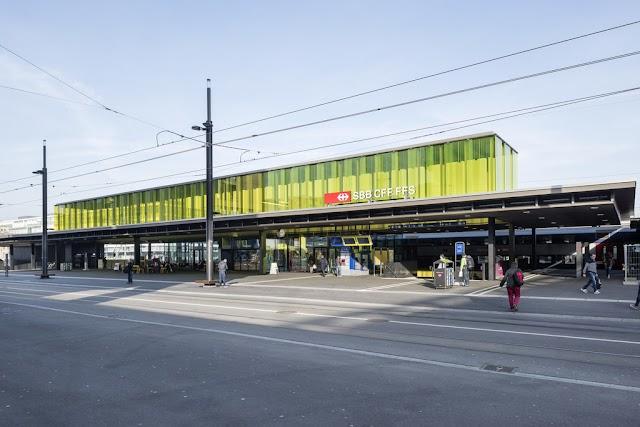 Bahnhof SBB Zürich Oerlikon