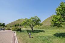 Daereungwon Tomb Complex, Gyeongju, South Korea