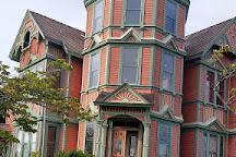 Ann Starrett Mansion, Port Townsend, United States