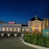 Железнодорожная станция  Syzran
