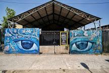 Museo a Cielo Abierto, Santiago, Chile