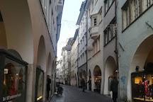 Via dei Portici, Bolzano, Italy