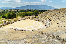 The Archaeological Museum of Philippi, Krinides, Greece