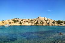Spiaggia di Cala Spalmatore, La Maddalena, Italy