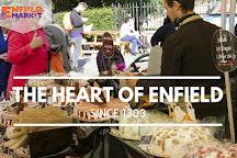 Enfield Market, Enfield, United Kingdom