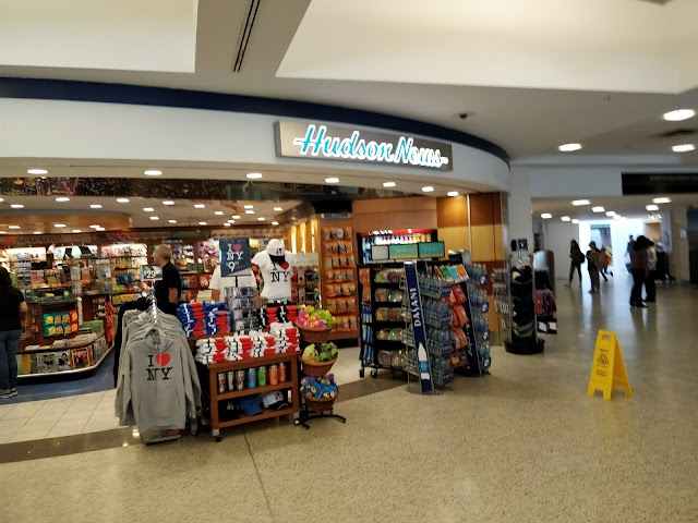 JFK Int'l-Terminal 7 Departures