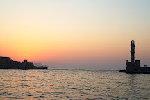 Lighthouse, Chania Town, Greece